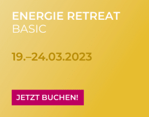 Energie Retreat März 2023