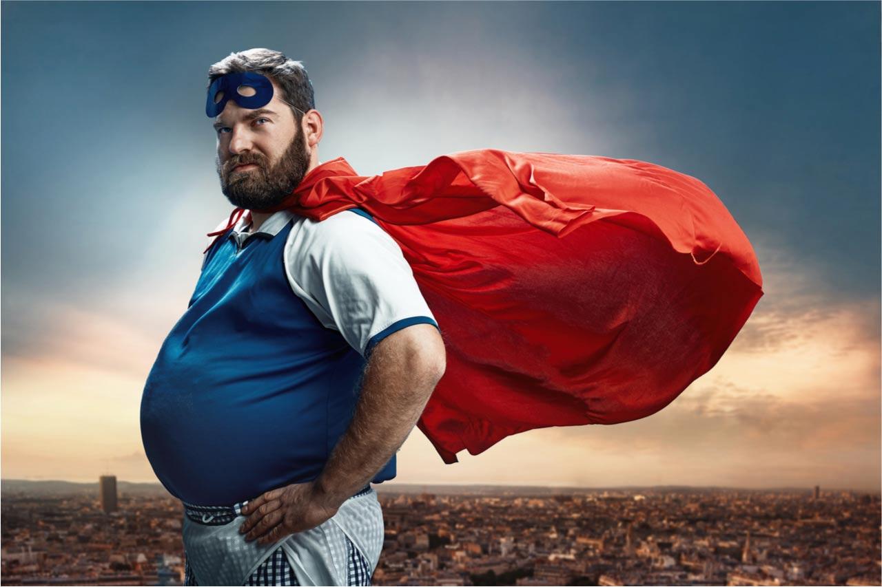 Gewichtszunahme durch Stress – Die Schwerkraft der Entrepreneure