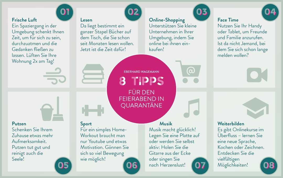 7 Punkte Plan gegen das Coronavirus