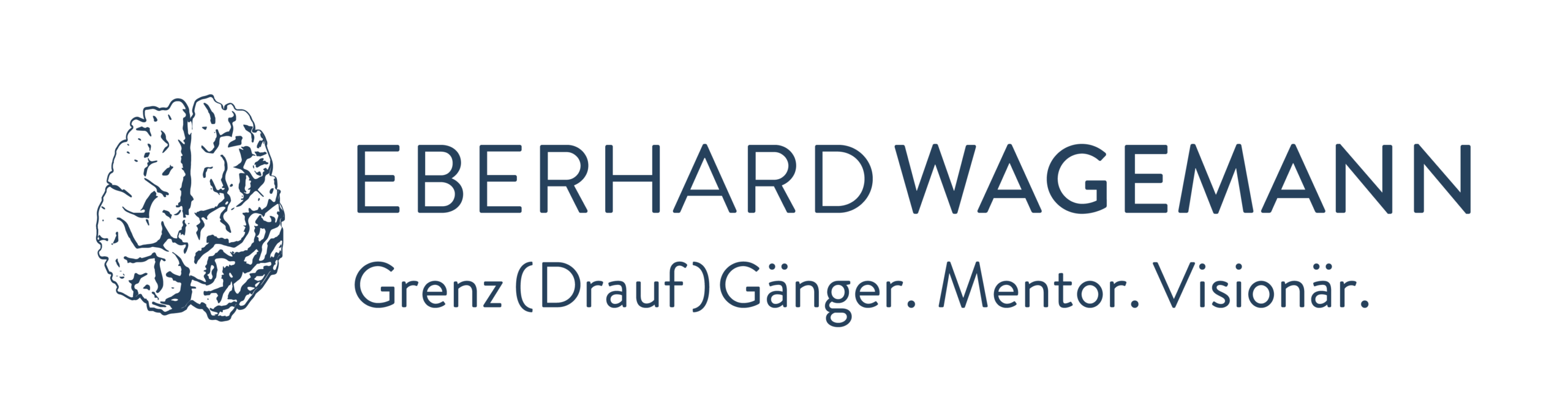 Eberhard Wagemann Business Coach